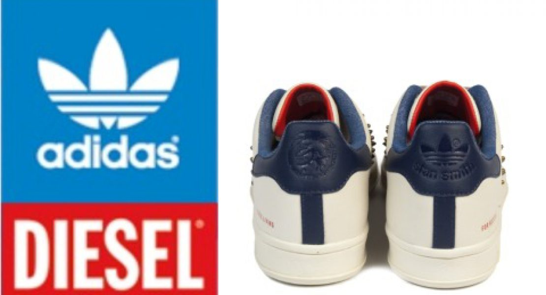 Collection de sneakers par adidas Originals et Diesel