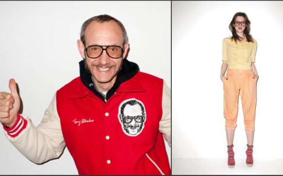 Terry Richardson pour Opening Ceremony