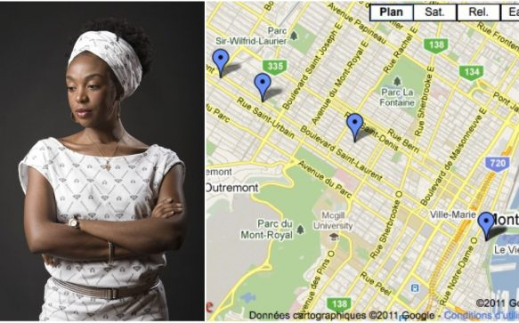 Cool People : Le Montréal de Keithy Antoine