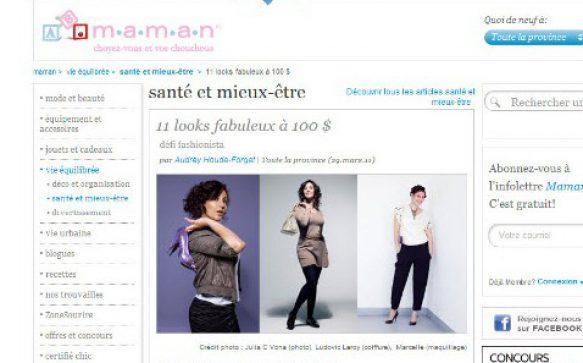 Jeans & Stilettos sur SweetSpotqc.ca