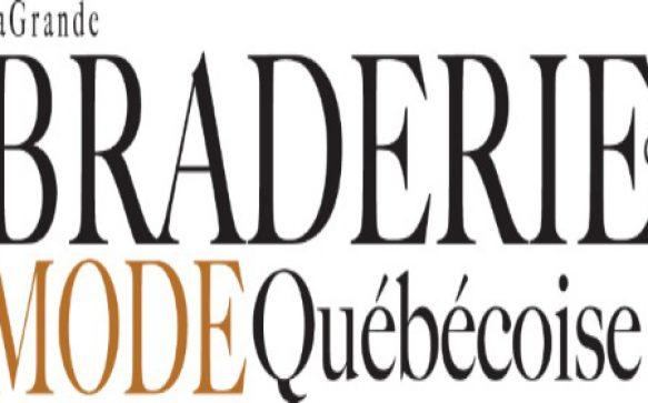 J & S à la Grande Braderie de Mode Québécoise