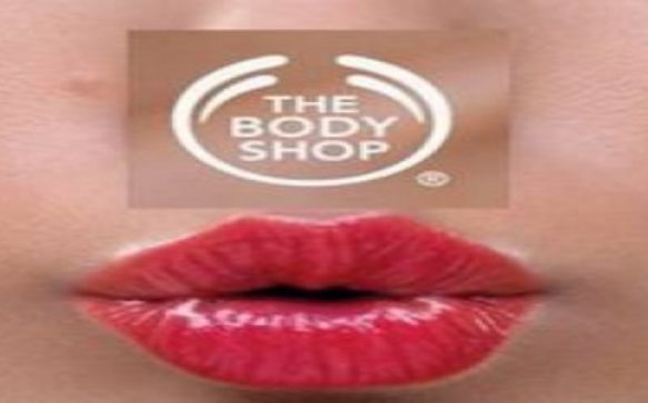 The Body Shop sur nos lèvres