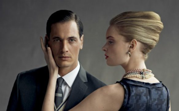 Collection Mad Men par Banana Republic