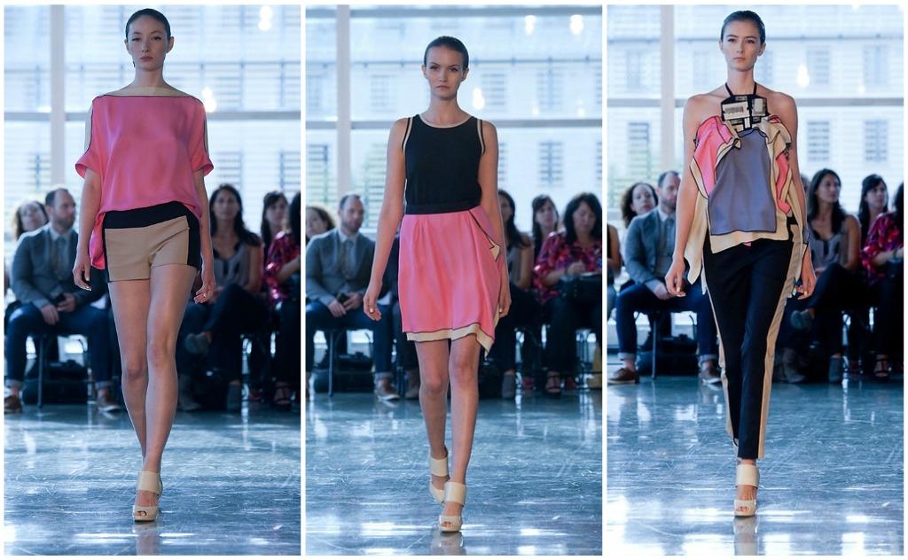 Martin Lim | Source : Bureau de la mode de Montréal | Photographe : Vincenzo D'Alto