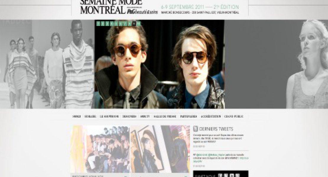 Semaine de Mode de Montréal – 2.0