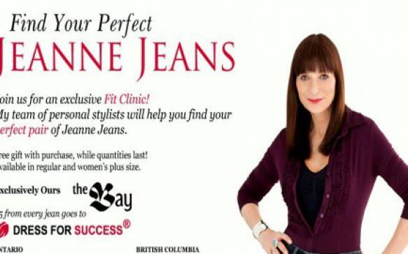 Fit Clinic avec Jeanne Beker