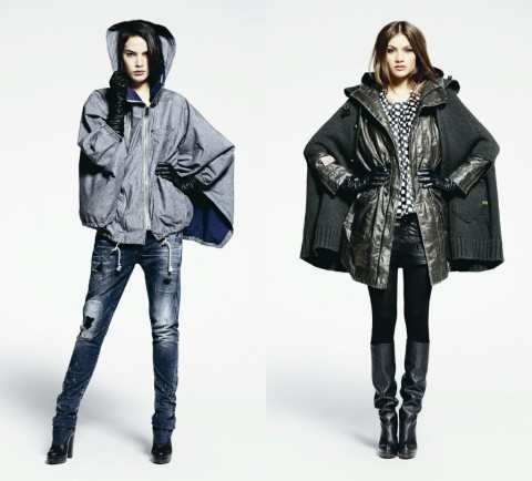 """Collection Automne -Hiver 2011 G-Star RAW"""