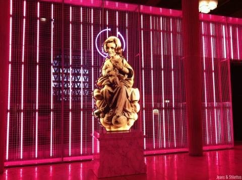 24Hours Museum - Prada & Francesco Veezzoli - Paris - Jeans & Stilettos