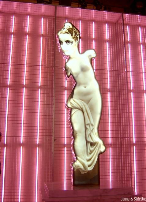24Hours Museum - Prada & Francesco Vezzoli - Paris - Jeans & Stilettos
