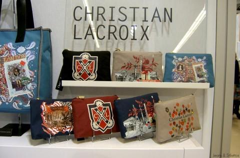 Pochettes Christian Lacroix - Who's Next 2012 - Jeans & Stilettos