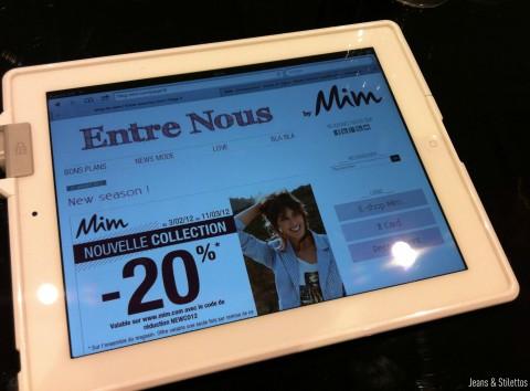Soirée MIM - Blogue Entre nous by MIM - Jeans & Stilettos