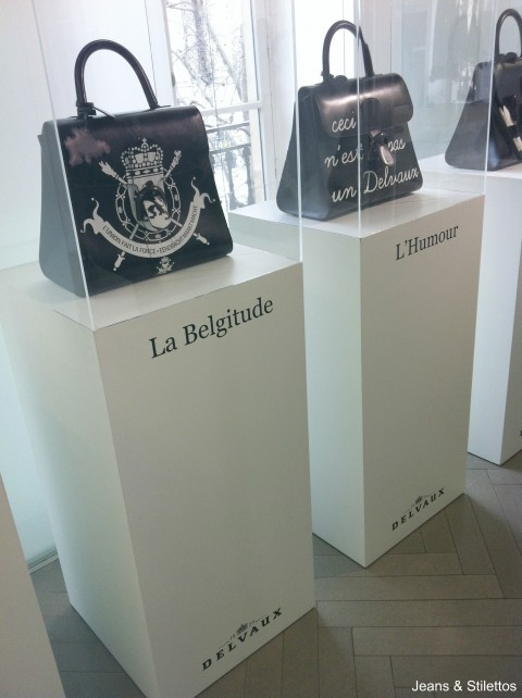 Sac Brillant - Delvaux - Jeans & Stilettos