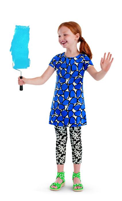 Diane von Furstenberg / Gap Kids - Jeans & Stilettos