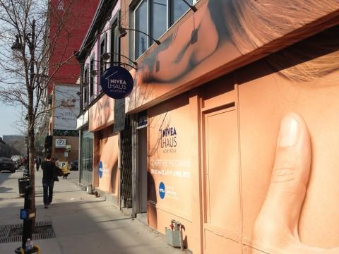 NIVEA HAUS boul. St-Laurent (1)- Jeans & Stilettos