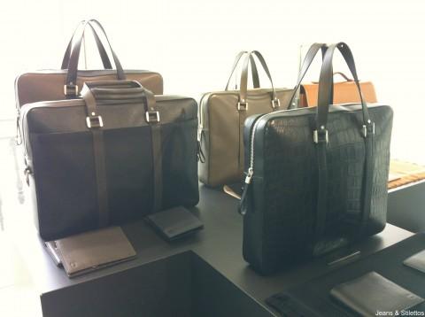 """Sacs """"Newspaper bag - Delvaux - Jeans & Stilettos"""