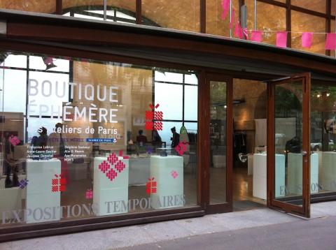 la boutique ph m re des ateliers de paris jeans stilettos. Black Bedroom Furniture Sets. Home Design Ideas