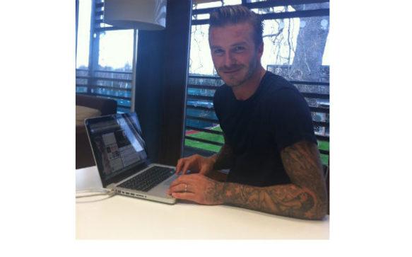 David Beckham Bodywear pour H&M… prise 2