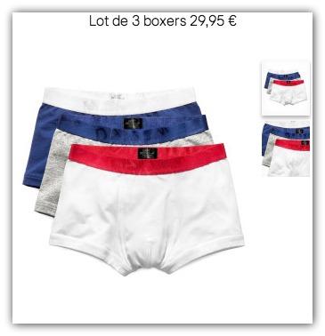 Boxer David Beckham Bodywear / H&M