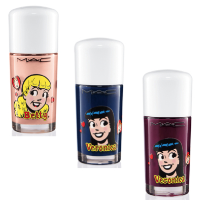 "Vernis à ongles ""Pep Pep Pep"", ""Double Trouble"", ""Past Curfew"""