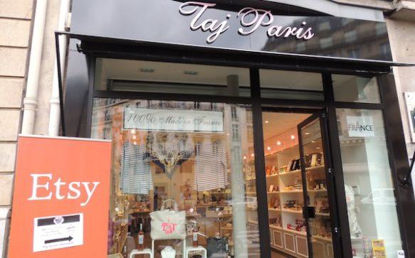 """Rdv """"Parisien et Fait-main"""" chez TAJ Paris"""