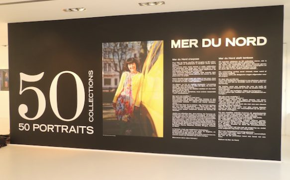 """""""50 collections, 50 portraits"""" – The Fashionalists x Mer du Nord"""
