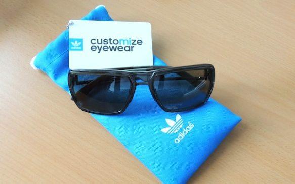 Mes solaires – été 2013 – par adidas customize eyewear