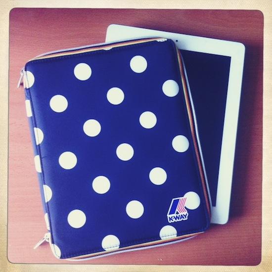 Étui pour iPad Jacques - K-Way