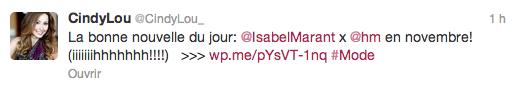 Isabel Marant pour H&M - jeans & stilettos
