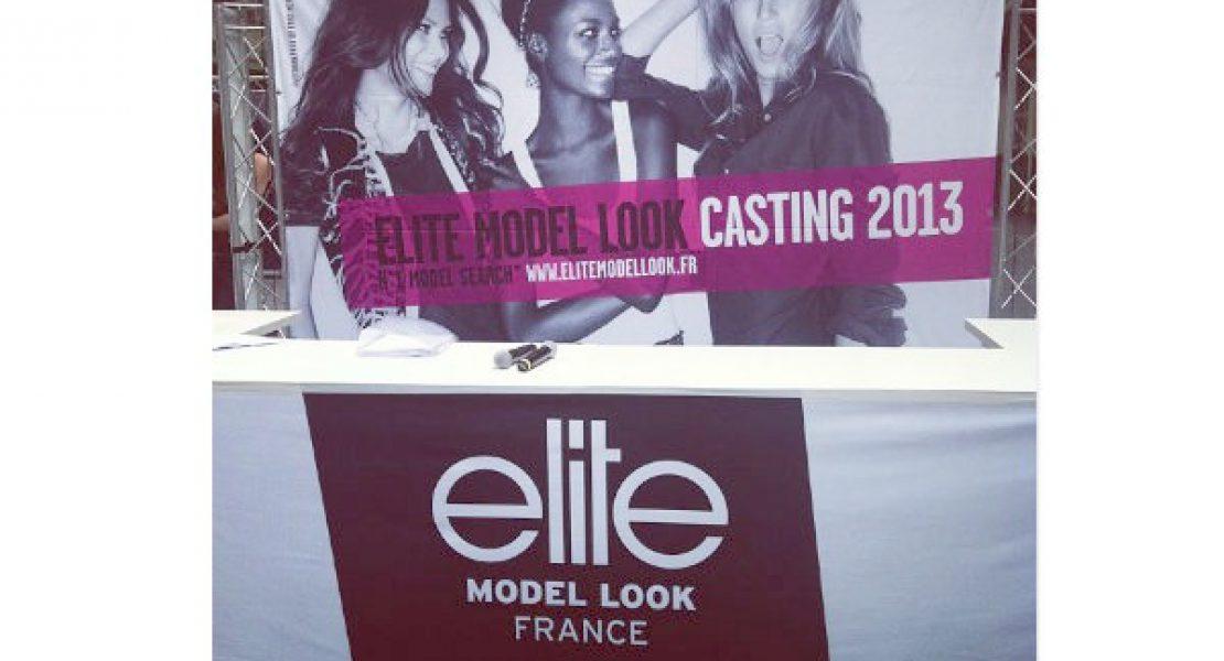 Pass V.I.P – Au Casting national du concours Elite Model Look France 2013