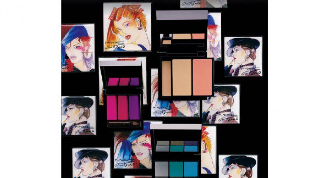 L'hommage de M·A·C Cosmetics à Antonio Lopez