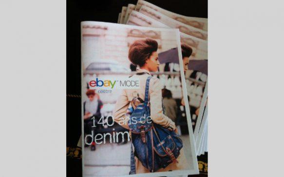 eBay et Sojeans pour les 140 ans du jeans