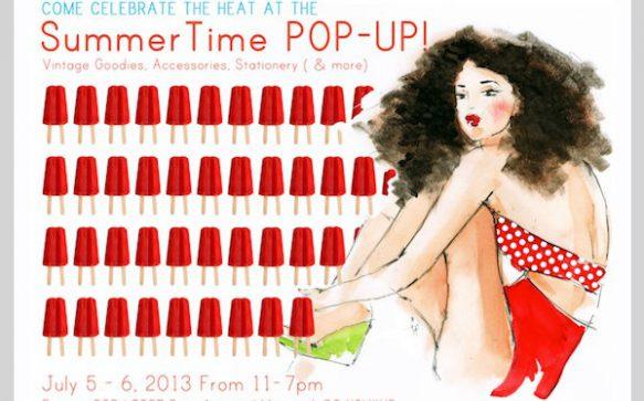 SummerTime Pop-Up à Montréal