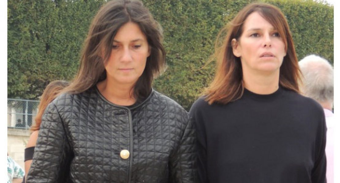Paris Fashion Week P/É 2014 – Emmanuelle Alt
