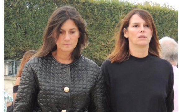 Paris Fashion Week P/É 2014 – Emmanuelle Alt