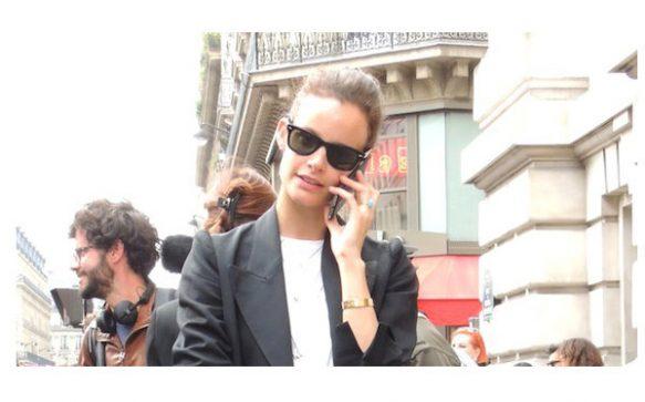 Paris Fashion Week P/É 2014 – Charlotte Collard