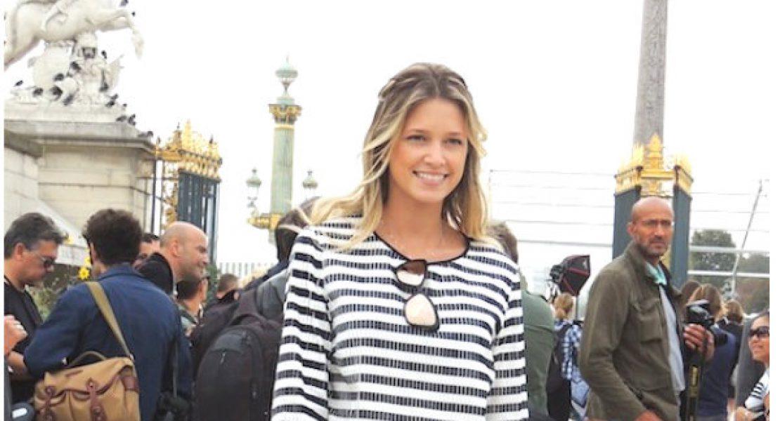 Paris Fashion Week P/É 2014 – Helena Bordon
