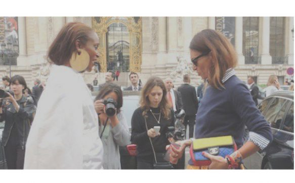 Paris Fashion Week P/É 2014 – Michelle Elie & Viviana Volpicella