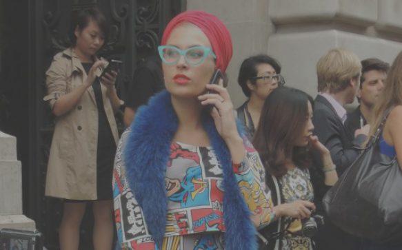 Paris Fashion Week P/É 2014 – Silhouette comics