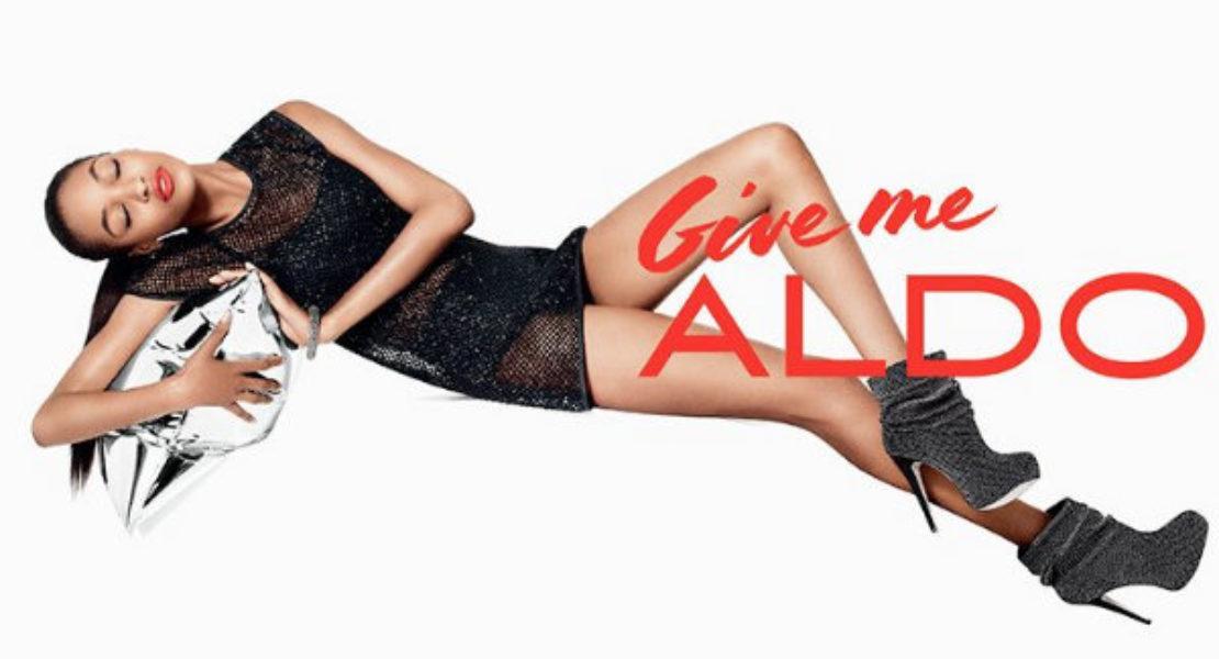 "Campagne ALDO Holiday 2013 – ""Give me ALDO"""