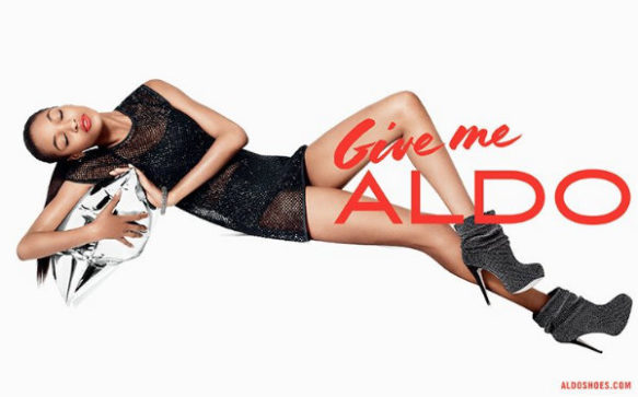 "Campagne ALDO Holiday 2013 – ""Give me ALDO"""