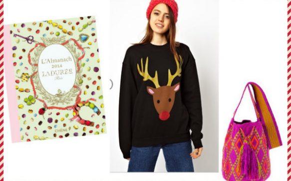 Guide cadeaux Noël 2013 pour elle