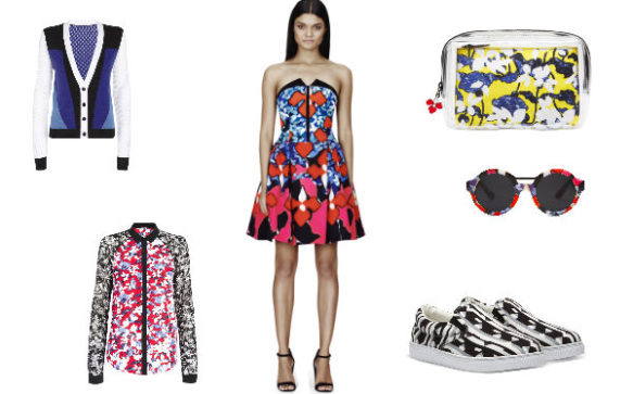 Collection Peter Pilotto pour Target