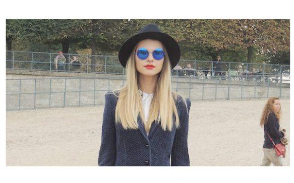 PARIS FASHION WEEK P/É 2014 – Bleu, blanc, rouge