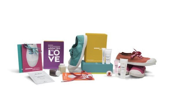 Collab' mode et beauté : Bensimon addicted to Birchbox