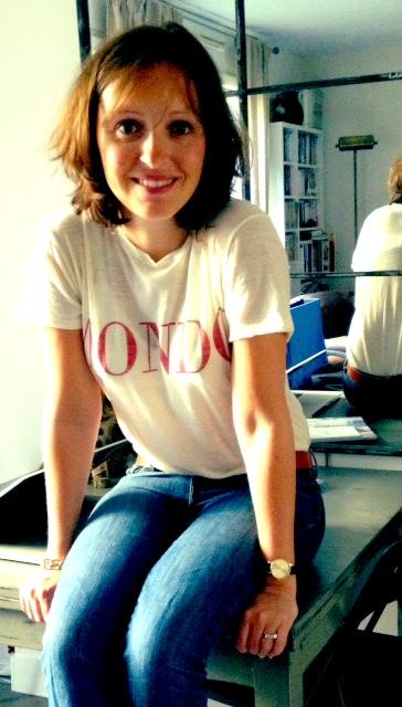 Laure de NJAH - Jeans & Stilettos