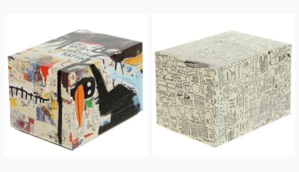Boitier Montre Jean-Michel Basquiat x KOMONO   - Jeans & Stilettos