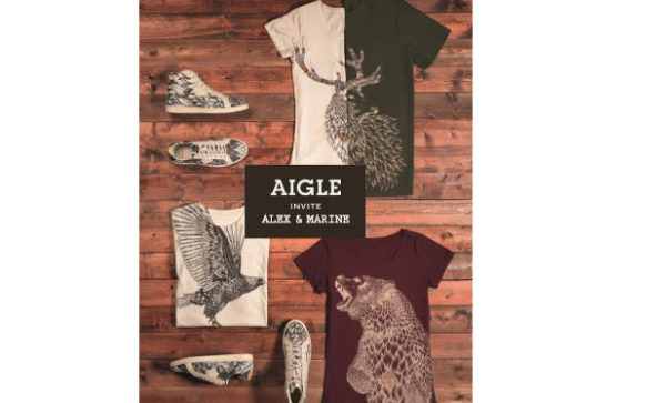 Collaboration Mode : « Aigle invite Alex & Marine »