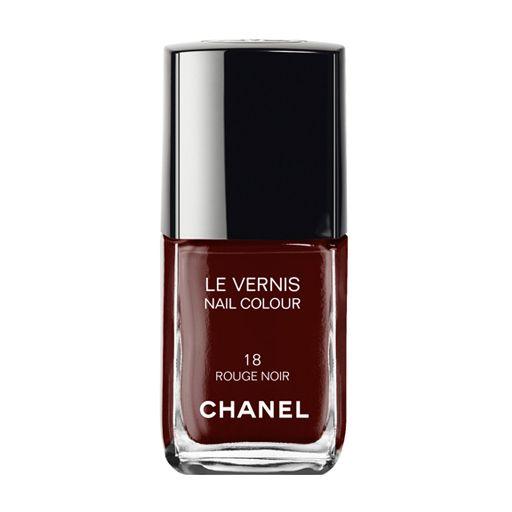 """Vernis """"rouge noir"""" de Chanel - jeans & stilettos"""