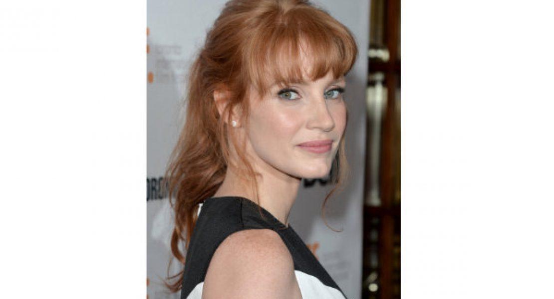 """Jessica Chastain """"Mademoiselle Julie"""" au TIFF 2014"""