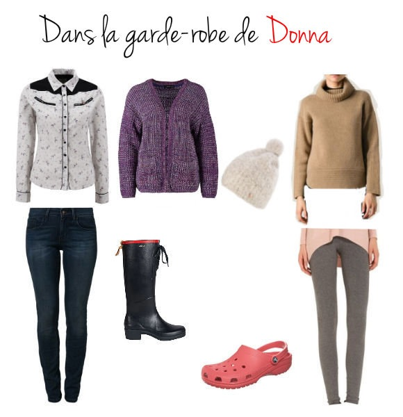 Garde -robe de Donna - Obvious Child - jeans & Stilettos